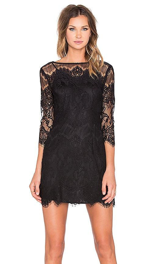 BB Dakota Natalia Dress in Black