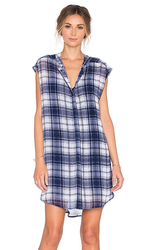Nelson Button Up Dress
