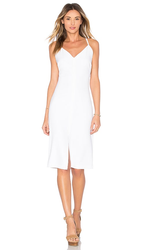 BB Dakota Zofia Dress in Optic White