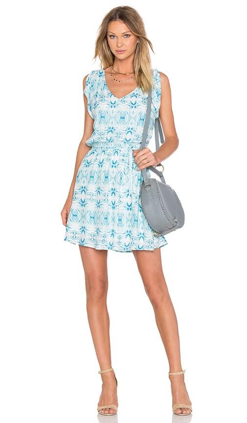BB Dakota Zoya Dress in Blue