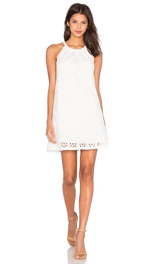 BB Dakota Jack By BB Dakota Browning Dress in White