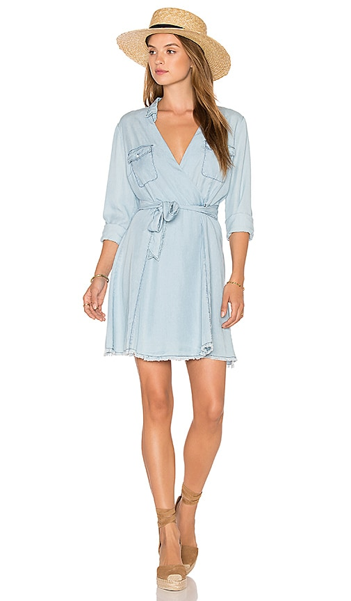 BB Dakota Gennesse Dress in Blue