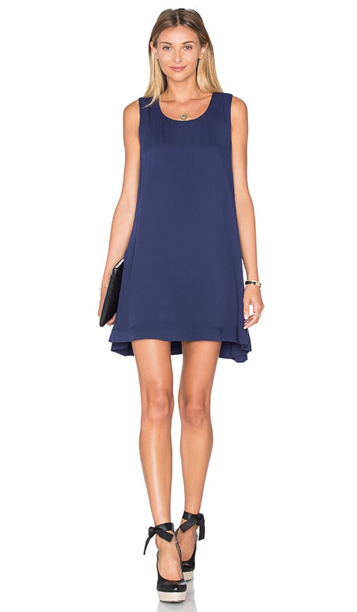 BB Dakota Kenmore Dress in Blue Ridge