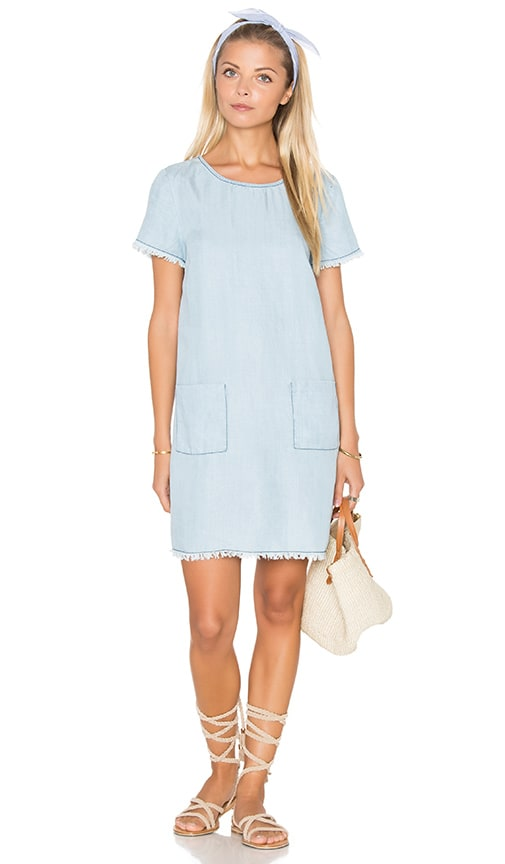 BB Dakota Rafe Dress in Blue
