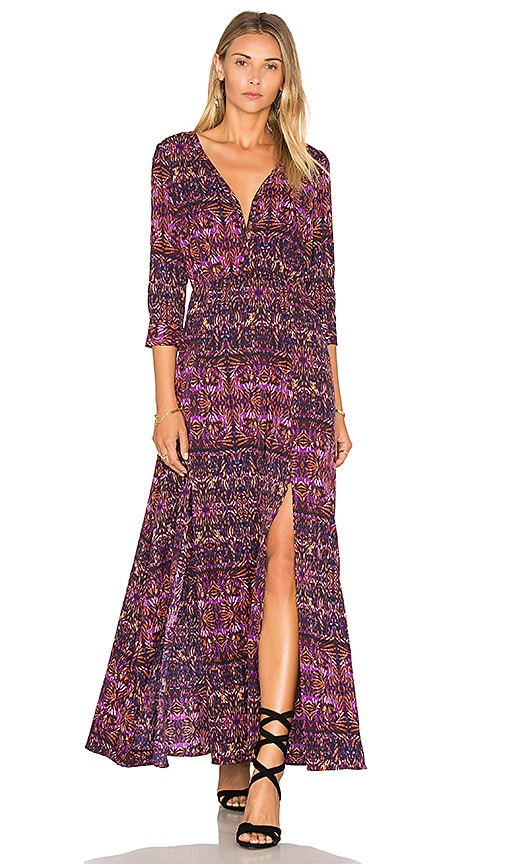 BB Dakota Jack By BB Dakota Buchanan Dress in Purple