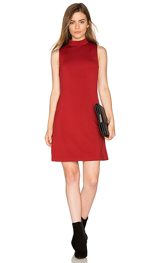 BB Dakota Bales Dress in Red