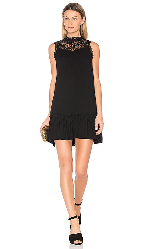 BB Dakota Jack by BB Dakota Barnes Dress in Black