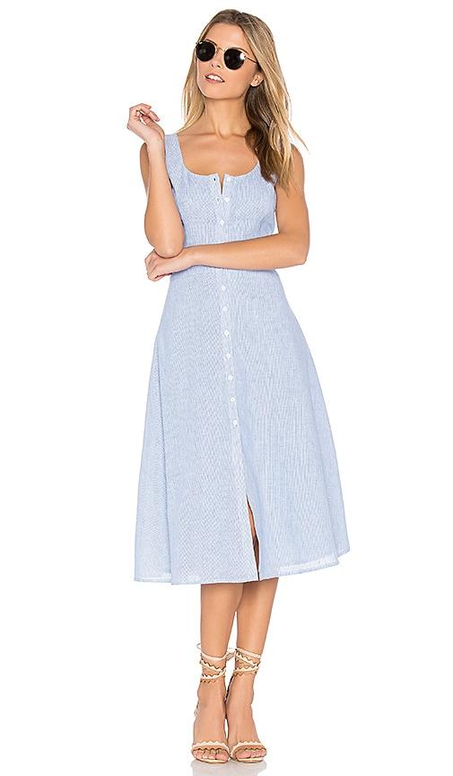 BB Dakota Lavinia Dress in Blue