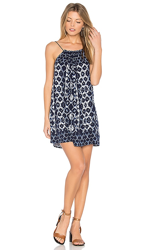 BB Dakota Lyndon Dress in Navy