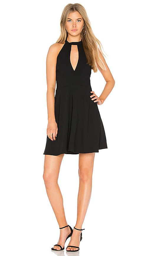 BB Dakota RSVP by BB Dakota Caylan Dress in Black