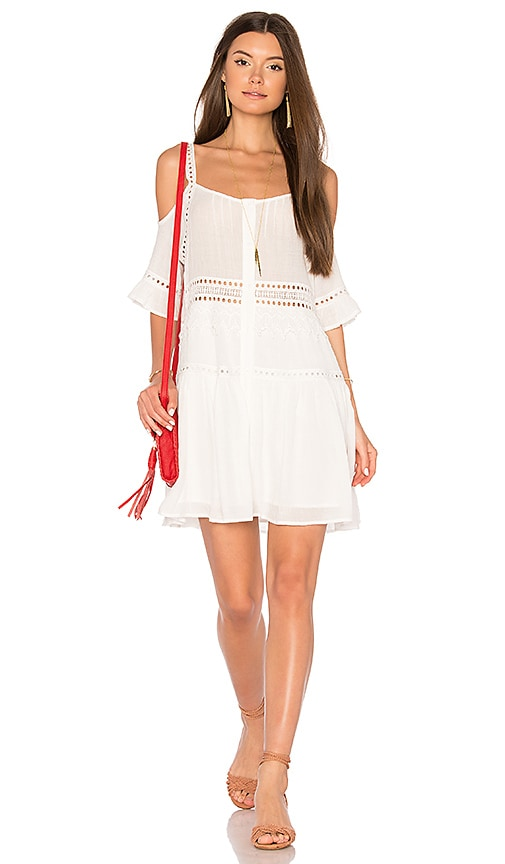BB Dakota Marla Dress in White