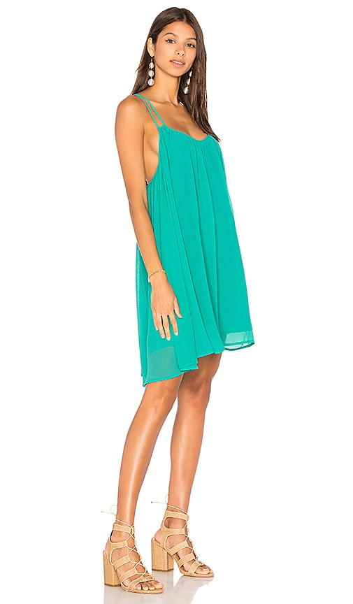 BB Dakota Jack by BB Dakota Ronnie Dress in Green