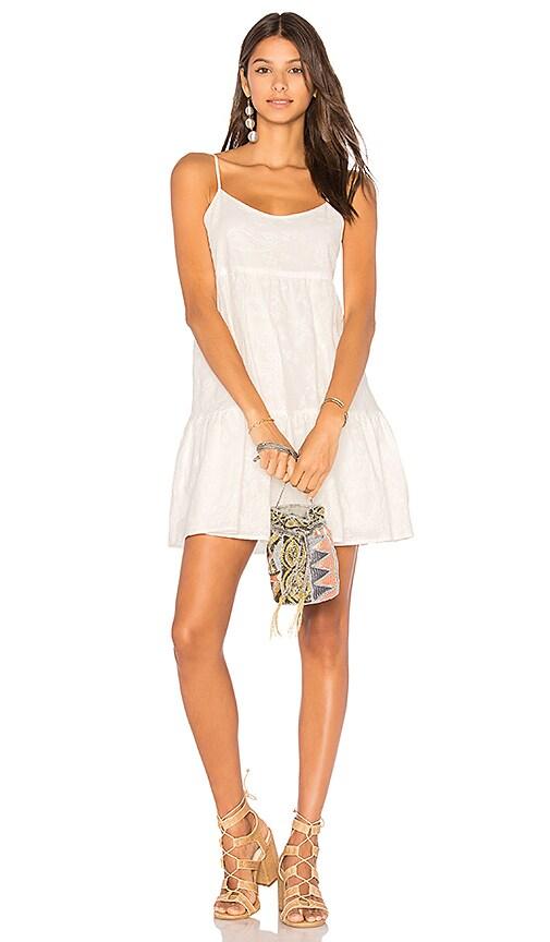 BB Dakota Kendra Dress in White