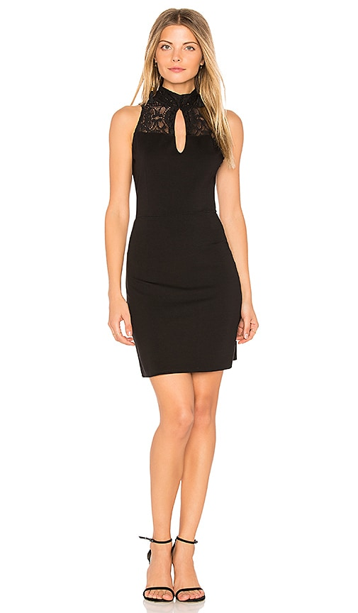 BB Dakota Cambree Dress in Black