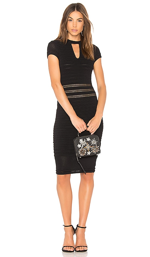 BB Dakota RSVP By BB Dakota Carin Dress in Black
