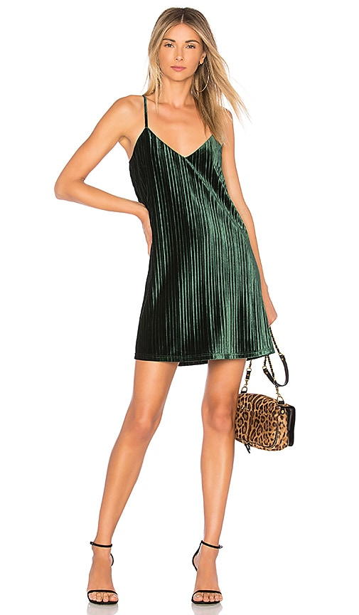 BB Dakota JACK by BB Dakota Rickie Dress in Green