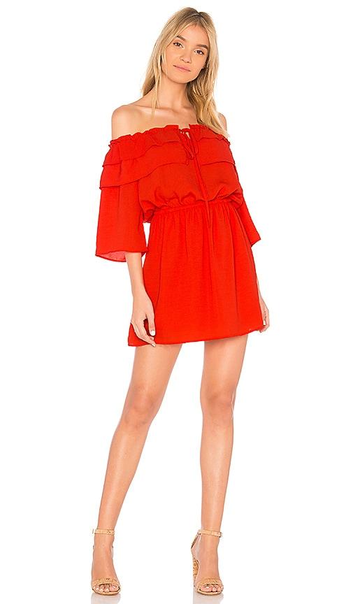 Red BB Dakota Dress