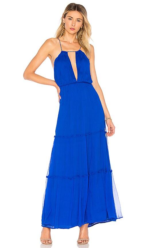 BB Dakota RSVP by BB Dakota Haline Dress in Royal