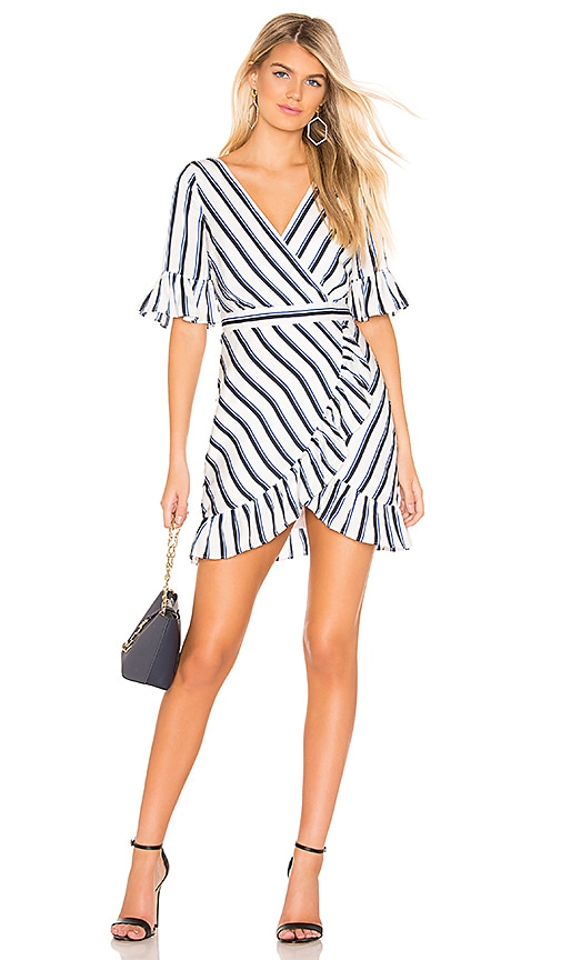 Visual Pursuit Dress