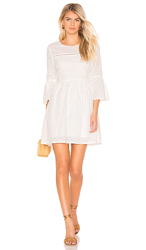 JACK by BB Dakota Eyelet On The Prize Dress