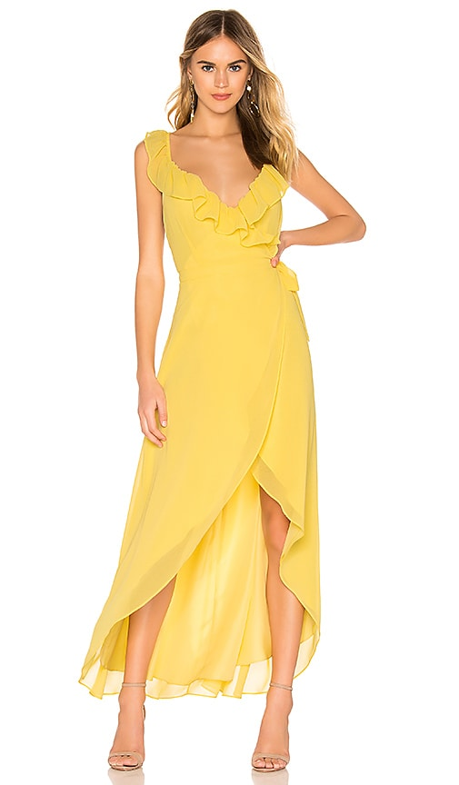 RSVP by BB Dakota Formation Maxi Dress