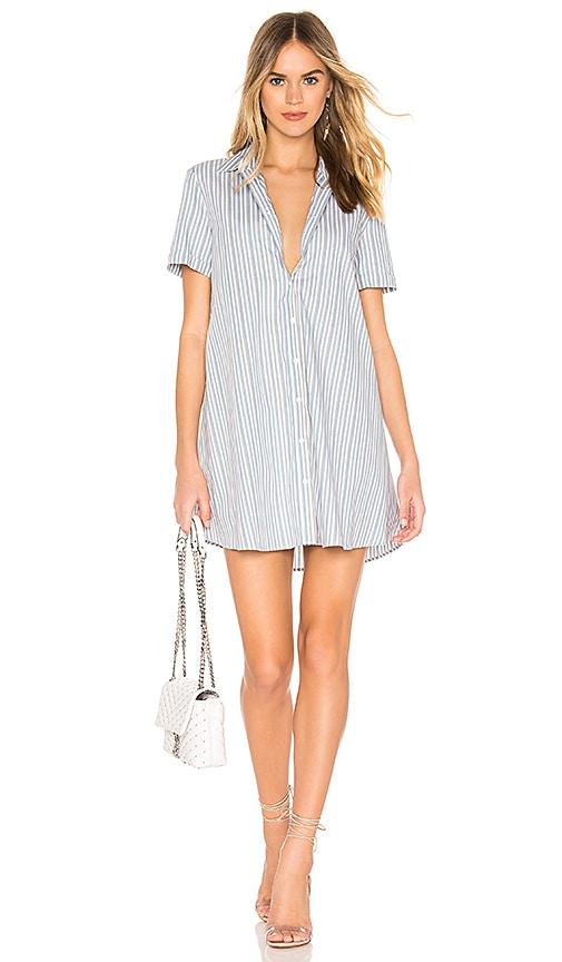 Stripe A Personality Dress