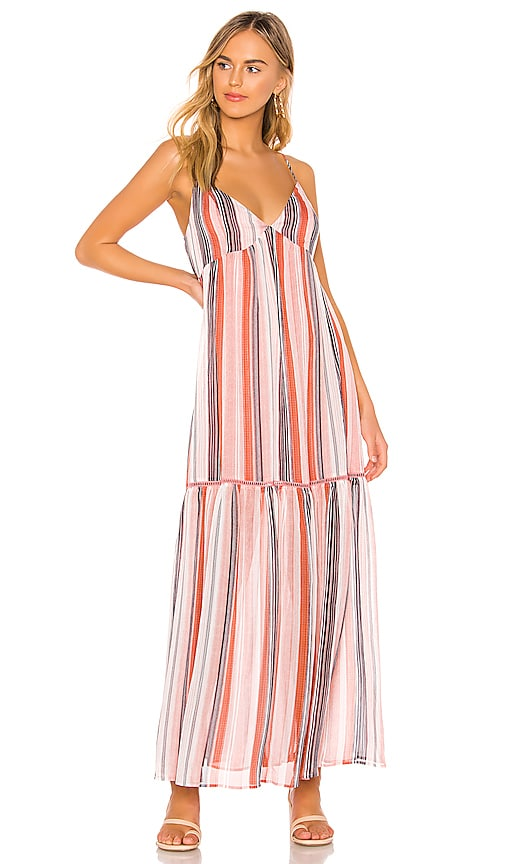 JACK by BB Dakota Sailors Delight Maxi Dress