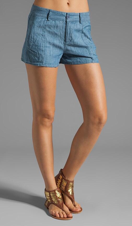 Lismore Chambray Shorts