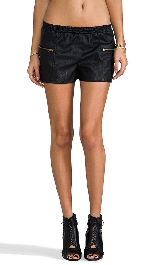 Ionna Embossed Shorts