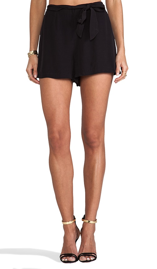 Nayan High Waisted Shorts