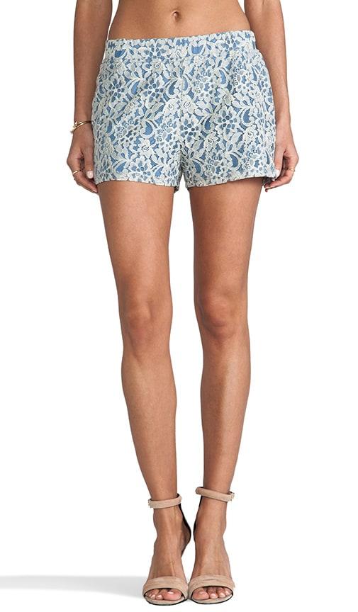 Milo 2 Toned Lace Shorts