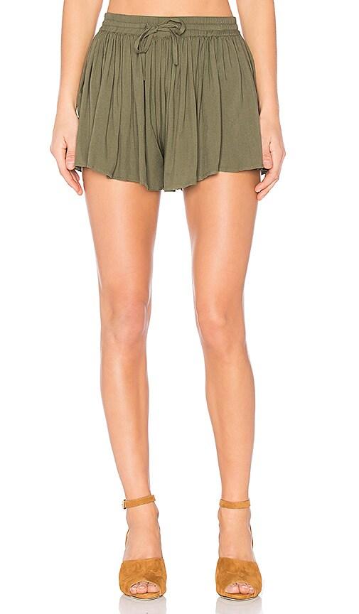 BB Dakota Jack by BB Dakota Calla Shorts in Army