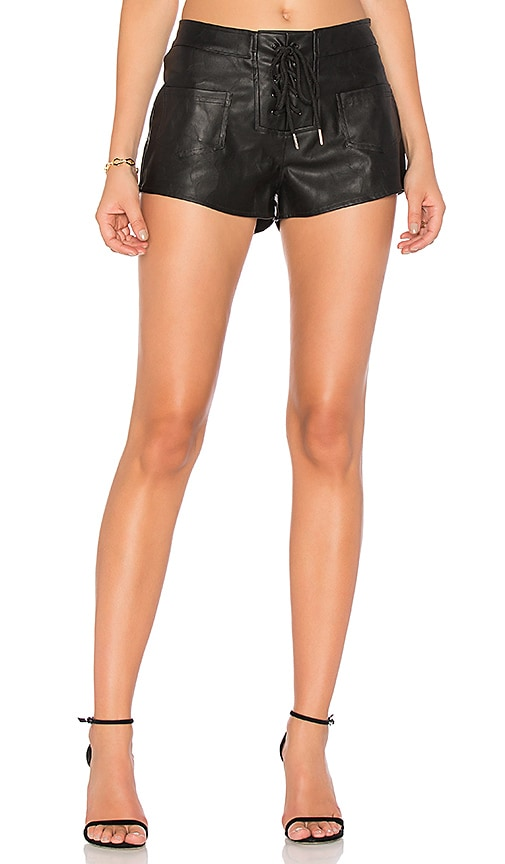 BB Dakota Jack by BB Dakota Corri Shorts in Black