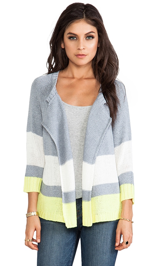 Idra Striped Cardigan