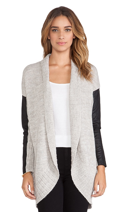 Adeline Chunky Cocoon Sweater