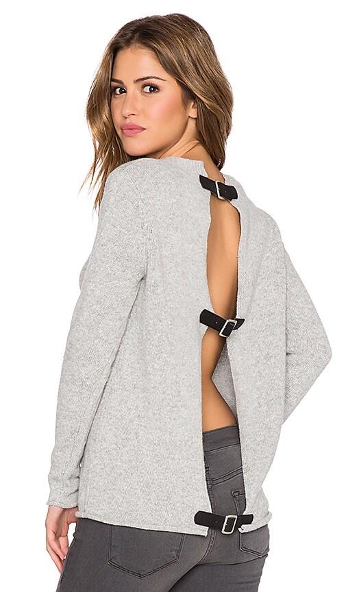 Jodie Buckle Back Sweater