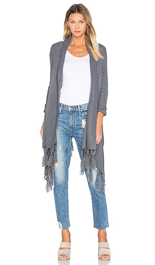 BB Dakota Jack By BB Dakota Minerva Sweater in Dark Charcoal