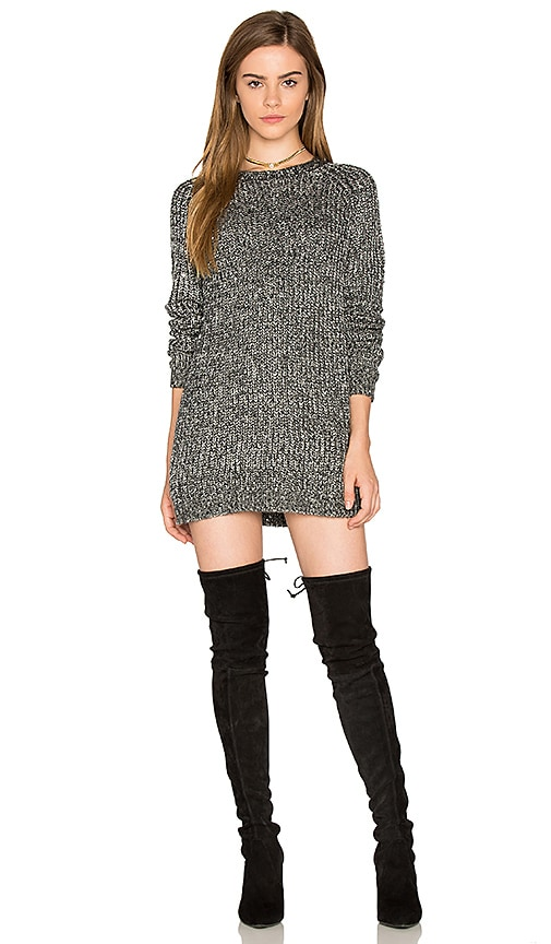 BB Dakota Brighton Sweater in Gray