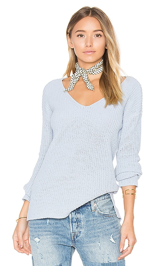 BB Dakota Zona Sweater in Blue