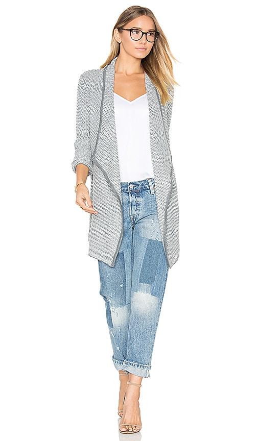 BB Dakota Patsy Cardigan in Gray