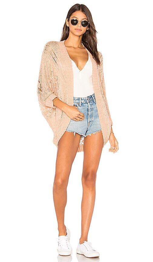 BB Dakota Kat Sweater in Pink
