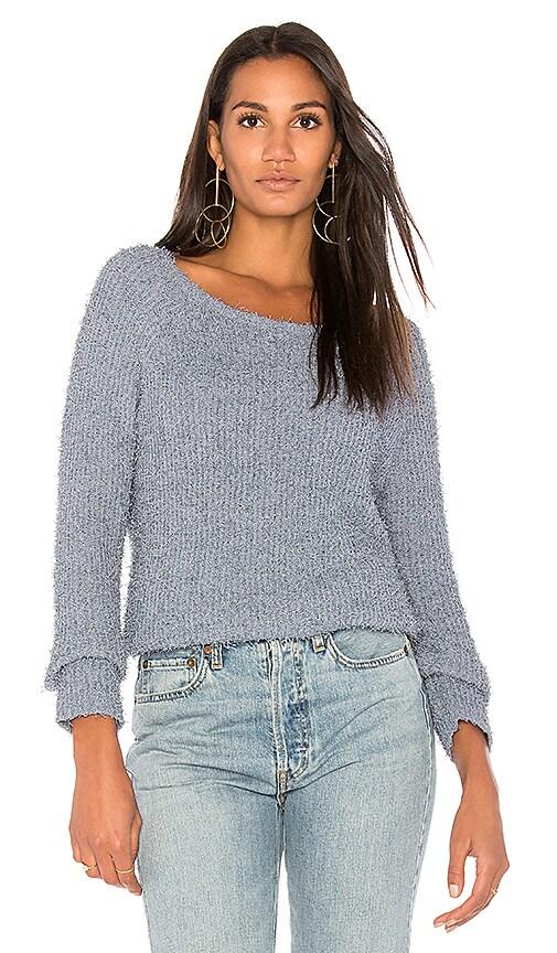 BB Dakota Shyla Sweater in Blue