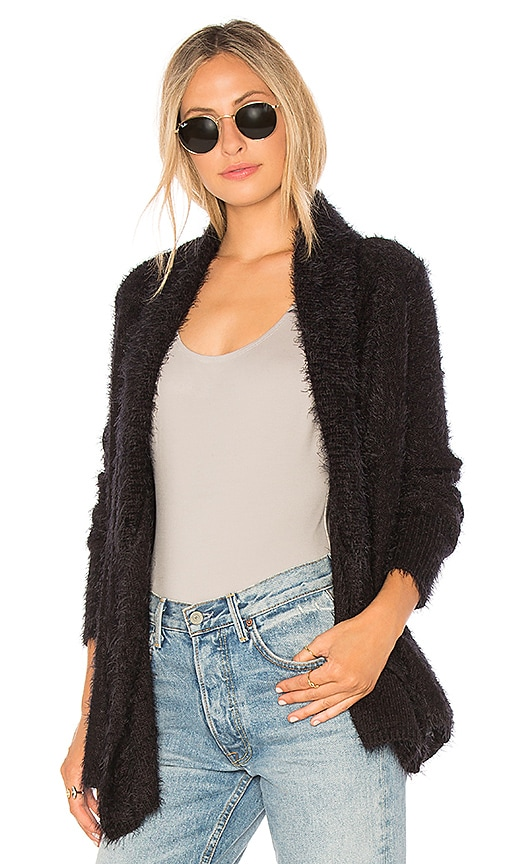 BB Dakota JACK by BB Dakota Marcela Cardigan in Black