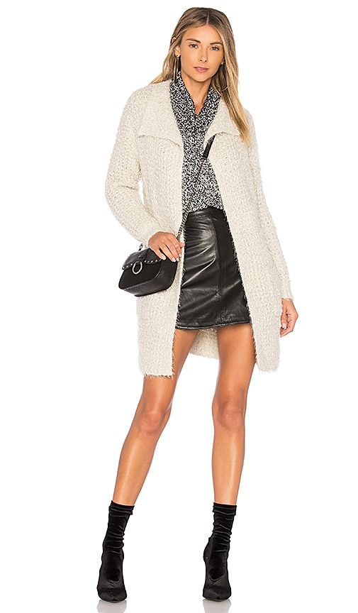 BB Dakota Ardine Cardigan in Beige