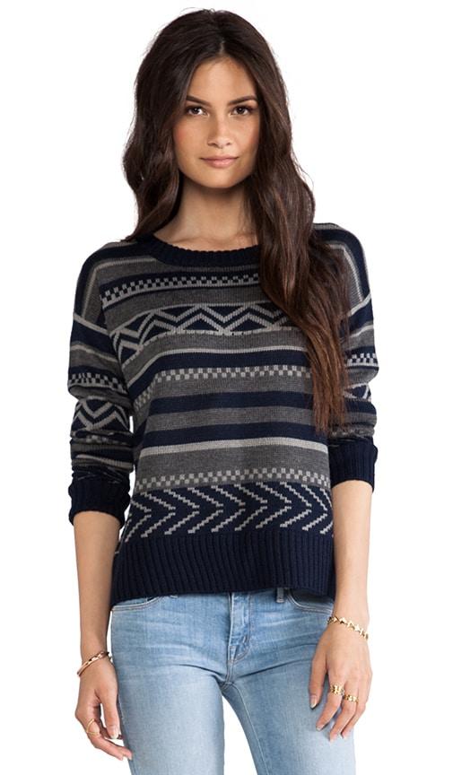 Addie Pattern Sweater