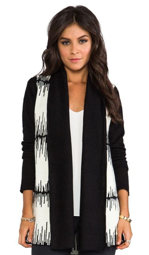 Granada Electricity Long Cardigan