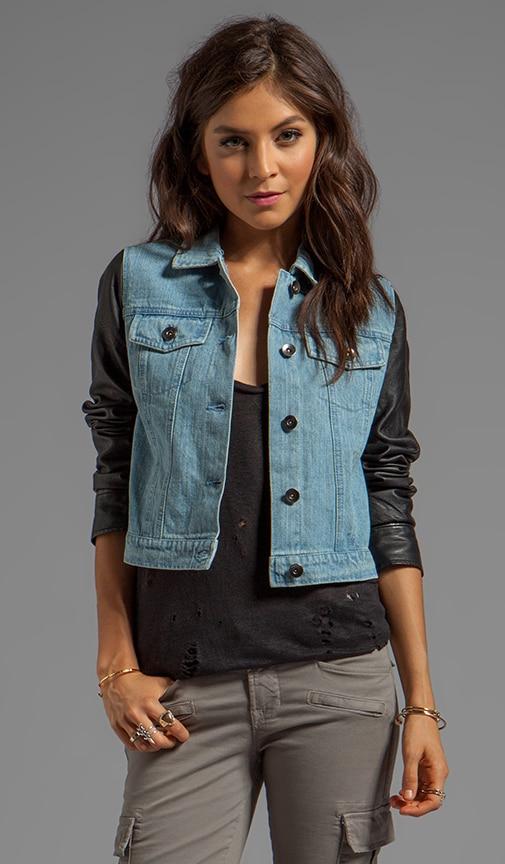 Kiran Dry Crinkle Jacket