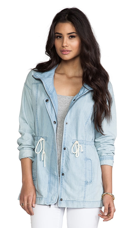 Bregan Chambray Jacket