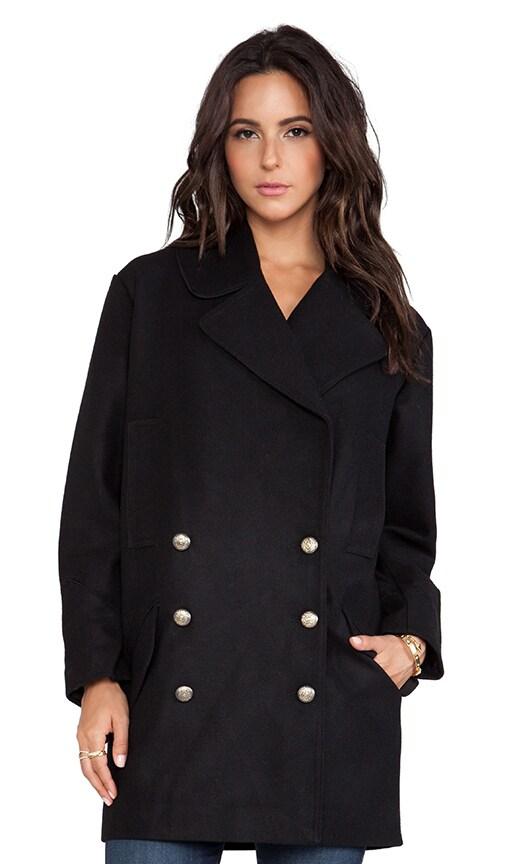 Wilette Bonded Wool Coat