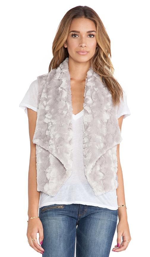Stanic Faux Fur Vest